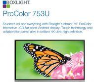 Boxlight Procolor 753U
