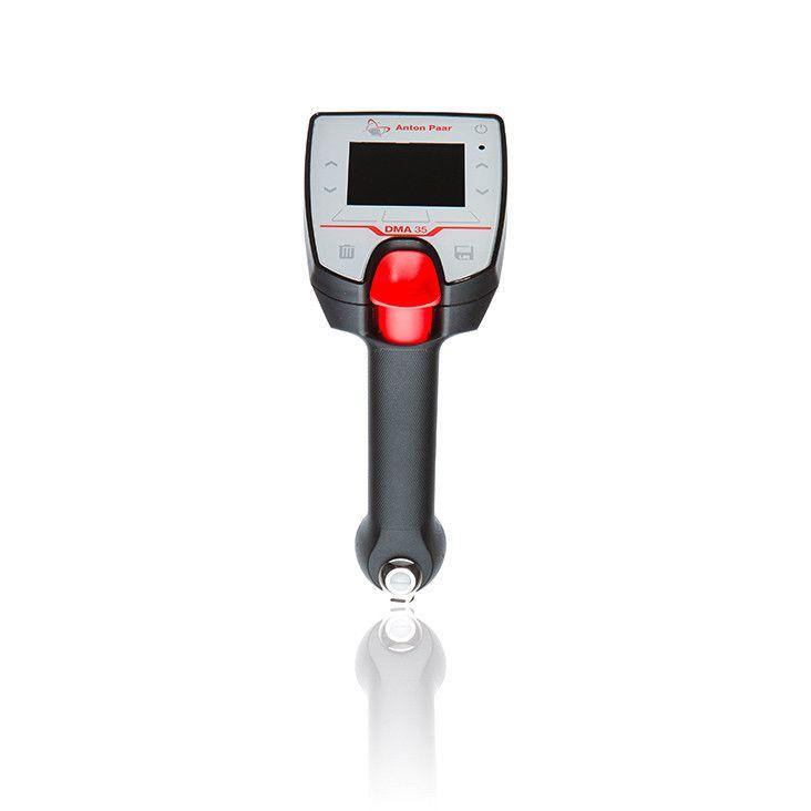 Portable density meter